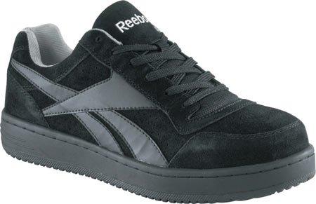 Reebok Men's Work Soyay Steel Toe Sneaker Black 14 W