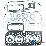 John Deere Tractor Upper Gasket Set Part No: A-RE536967