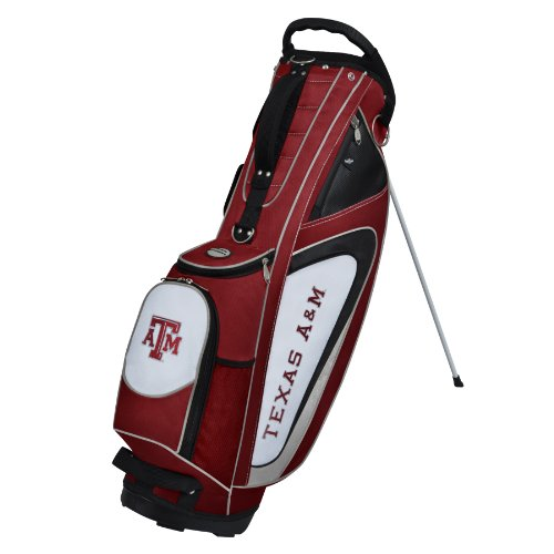 Team Effort Texas A&M Aggies Gridiron II Stand Bag
