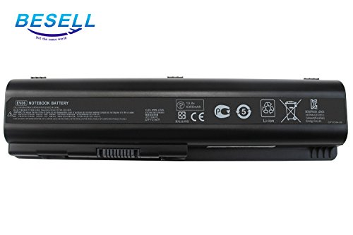 - BE·SELL Replacement Laptop Battery for HP Pavilion DV4 DV5 DV6 G50 G60 G70 G71 G71-340US G60-535DX Compaq Presario CQ60 CQ50 CQ40 CQ70 CQ45 484170-001 484171-001 484172-001 485041-001 485041-002