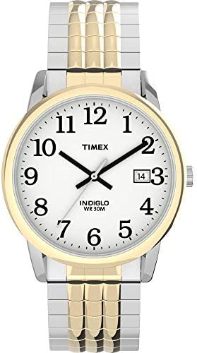 Timex Men's Easy Reader 35mm Perfect Fit Watch