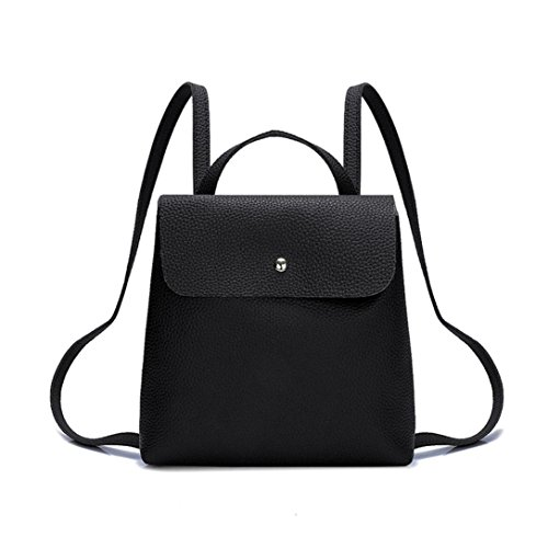 Shoulder TOOPOOT Bag Purse Crossbody Deals Bag Black School Waterproof Backpack Women Bag Girl Clearance Elegant TwUEx1x