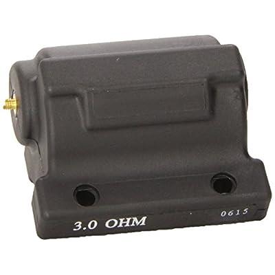 ACCEL 140401BK Power Pulse Black 3 Ohm Ignition Coil: Automotive