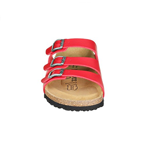 Sandals Red JOE Soft Paris SynSoft N Narrow JOYCE Footbed xYPqUwTvCP