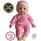 "Toys : 11 inch Soft Body Doll in Gift Box - Award Winner & Toy 11"" Baby Doll (Caucasian)"