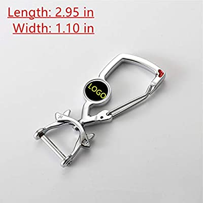 Car Logo Key Ring Fit for BMW M5 320 328D 330 380 m550 X1 X2 X3 X4 x5 Braided Leather Key Chains Leather Car Keyring Keychain for Couples Gifts Car Logo Keychain Men Key Chain Women Keyings(2PC): Automotive