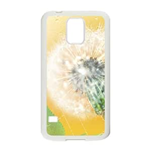 Dandelion Customized Cover Case for SamSung Galaxy S5 I9600,custom phone case ygtg514481Kimberly Kurzendoerfer