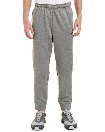 Nike Mens Therma Tapered Pant, Xl, Grey