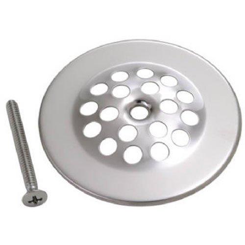 tub drain strainer chrome - 1