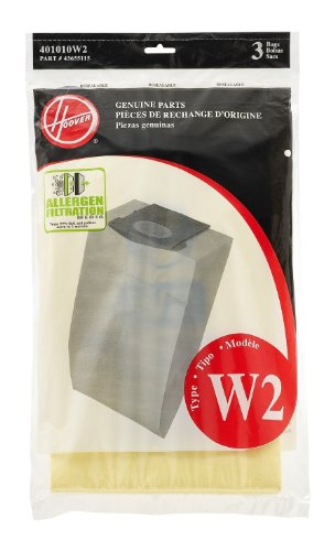 Hoover W2 Filter Bags - 5