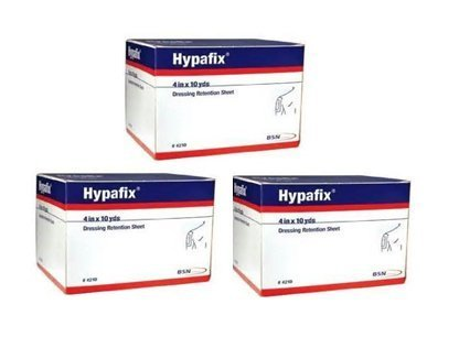 (Hypafix Dressing Retention Tape - 4