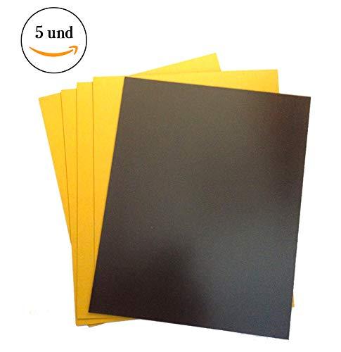 Imanes Flexibles para Fotos y Manualidades: Manutips 200-250 mm.(5 ...