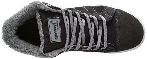 GS71 Sécurité Chaussures de Noir S3 00 GEV Mixte Gevavi Adulte Grizzly Schwarz zwart WRK Schwarz dAwxn0Z