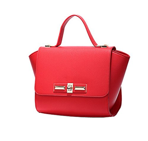 Hiking And Leisure - Red Shoulder Bag For Woman Red