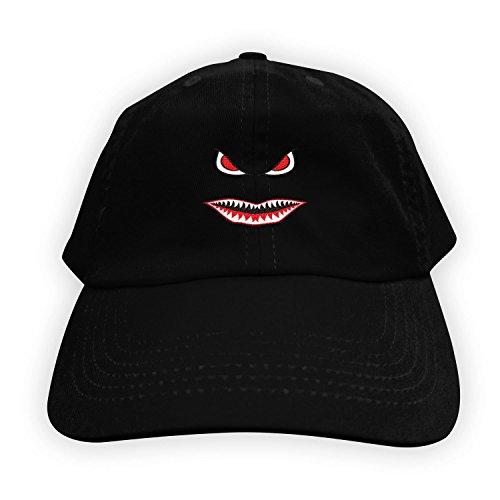 Function - Shark Mouth Men's Dad Hat