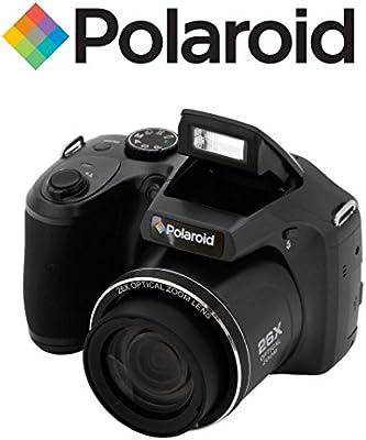 Polaroid IS2634 - Cámara compacta avanzada (16 megapíxeles ...