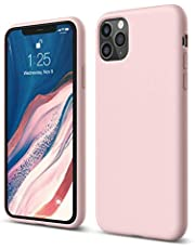 """elago Liquid Silicone Gel Shockproof Case Compatible with Apple iPhone 11 Pro Max (6.5"""") - Premium Silicone, Full Body Protection : 3 Layer Structure, Raised Lip for Screen & Camera"""