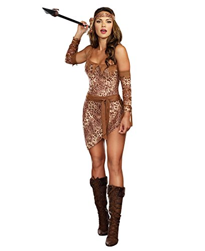 Jungle Fever Sexy Costume