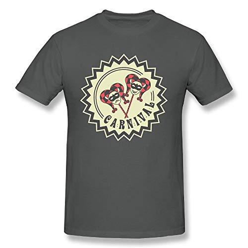 Men's Summer Camp Liberty Carnival 3D Printed T-Shirt O Neck Short Sleeve - Carnival Shirts Camp