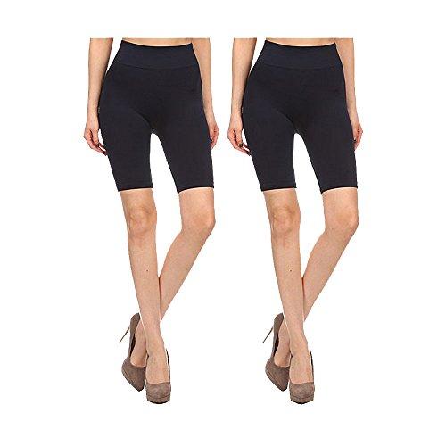 のみ交じる先祖ファッションMicレディースシームレスBiker練習Shorts