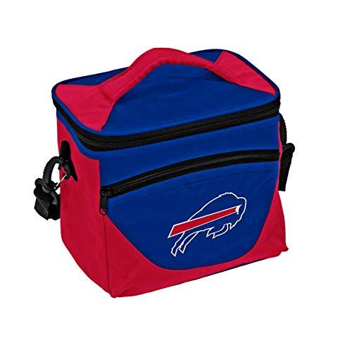 Logo Brands NFL Buffalo Bills Halftime Lunch Cooler, One Size, Royal
