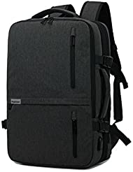 SKYBOW Travel Laptop Backpack, Water Resistant College School Computer Bag with USB Charging Port Large Capacity...