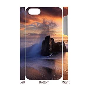 3D IPhone 4/4s Cases, Splash 4 Cases for IPhone 4/4s {White}
