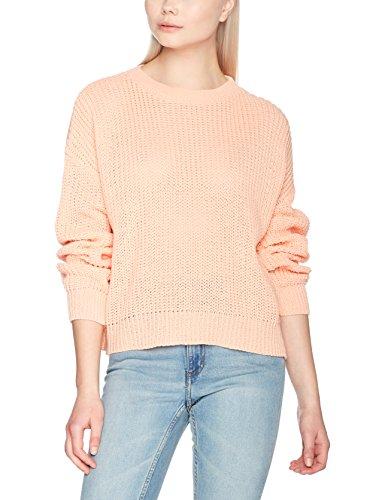 DaisyStreet Naomi, Suéter para Mujer Rosa (Peach)