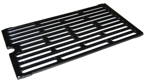 UPC 075954612715, Music City Metals 61271 Gloss Cast Iron Cooking Grid Replacement for Select Gas Grill Models by Chargriller, Jenn-Air and Others