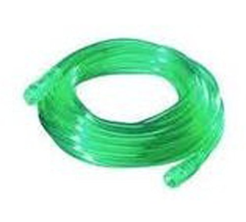 AirLife Oxygen Tubing 25 Foot Smooth, 001305GRN - Case of 25 by Airlife
