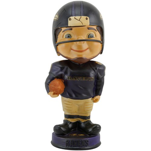 Baltimore Ravens Bobble Head - 4