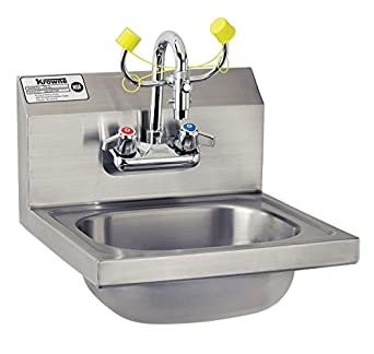 Amazon.com: Krowne Metal HS-36 Wall Mount Hand Sink