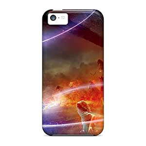 Awesome Design Waking Dream Hard Cases Covers For Iphone 5c