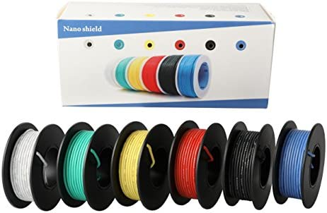 Stranded Flexible Silicone Insulated Electrical product image