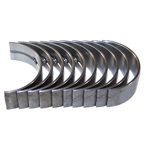 DNJ Engine Components MB900 Crankshaft Main (Federal Mogul Main Bearings)