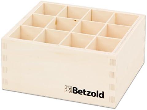 Betzold - Stiftehalter Holz, universell einsetzbar - Maltisch Stifte-Köcher