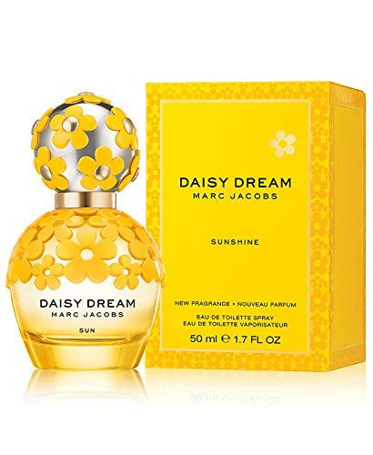 Marc Jacobs Daisy Dream Sunshine for Women Eau de Toilette Spray, 1.7 Ounce Limited Edition