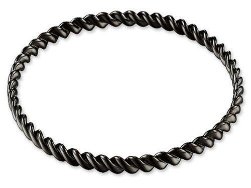 Esprit Armreif 925 Sterling Silber PERFECT TWIST BLACK  60 4386191