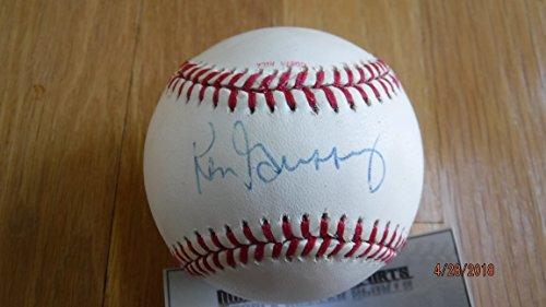 ed 1990 World Series Baseball - Guaranteed Authentic ()