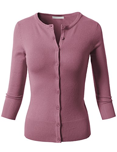 H2H Womens Stertchy Cardigan Sweater