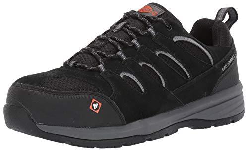Merrell Men's Windoc Low Steel Toe Work Hiking-Shoes