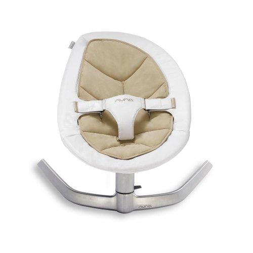 Nuna Leaf Baby Seat Bisque with Mesh SE02020