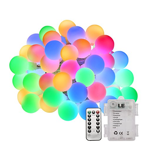 50 Bulb Led Christmas Lights