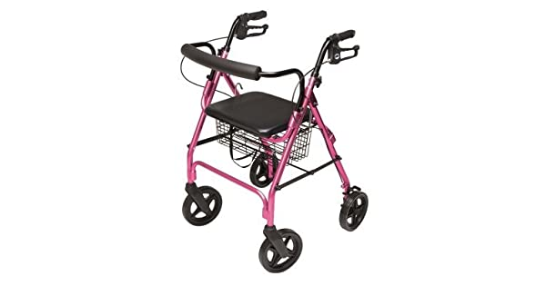 Amazon.com: Graham Campo Lumex WALKABOUT Four-Wheel Contour ...