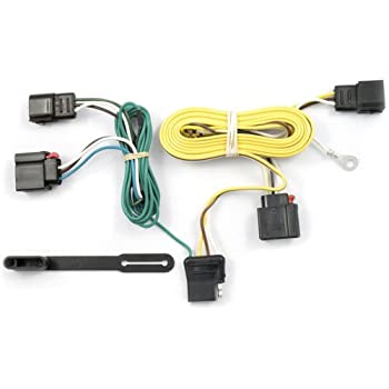 416jw1BQWJL._SL500_AC_SS350_ amazon com curt 55381 custom wiring harness automotive Wiring Harness Diagram at soozxer.org