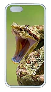 2013 Year Of The Snake Special Edition Desktop PC Silicone Hard Case For Iphone 4/4S Cover Case CovWhite