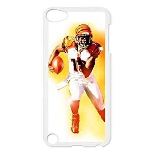 iPod 5 White Cell Phone Case Cincinnati Bengals NFL Phone Case Cover Clear NLYSJHA1264
