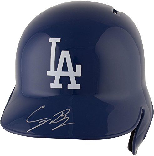 Cody Bellinger Los Angeles Dodgers Autographed Replica Batting Helmet - Fanatics Authentic Certified ()