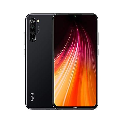 Global Xiaomi Redmi Note 8 Negro 4GB 64GB Smartphone Snapdragon 665 Octa Core 48MP Cámara Trasera cuádruple 6.3