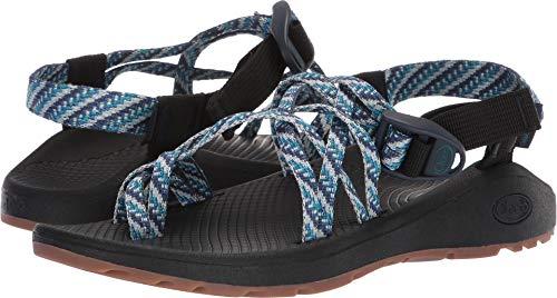 - Chaco Women's Zcloud X2 Sport Sandal, Pivot Navy, 5 W US